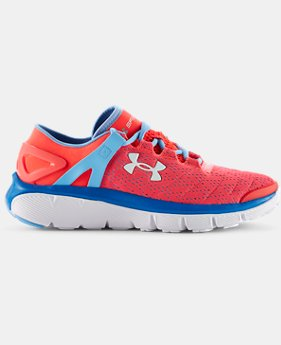 Girls' Grade School SpeedForm® Fortis Running Shoes