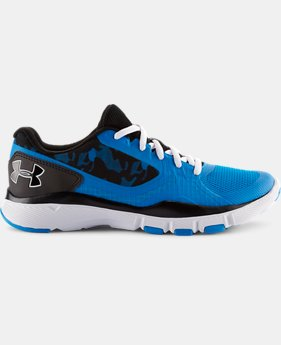 Boys' Grade School UA Micro G® One Training Shoes LIMITED TIME: FREE U.S. SHIPPING 1 Color $56.99
