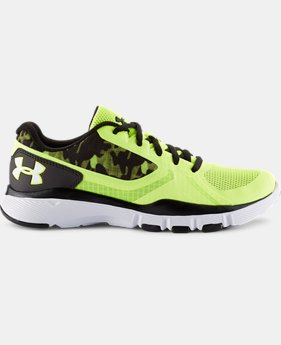 Boys' Grade School UA Micro G® One Training Shoes   $56.99