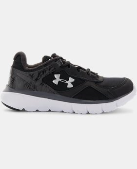Boys' Pre-School UA Velocity Running Shoes   $54.99
