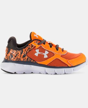 Boys' Pre-School UA Velocity Running Shoes  2 Colors $41.99 to $54.99