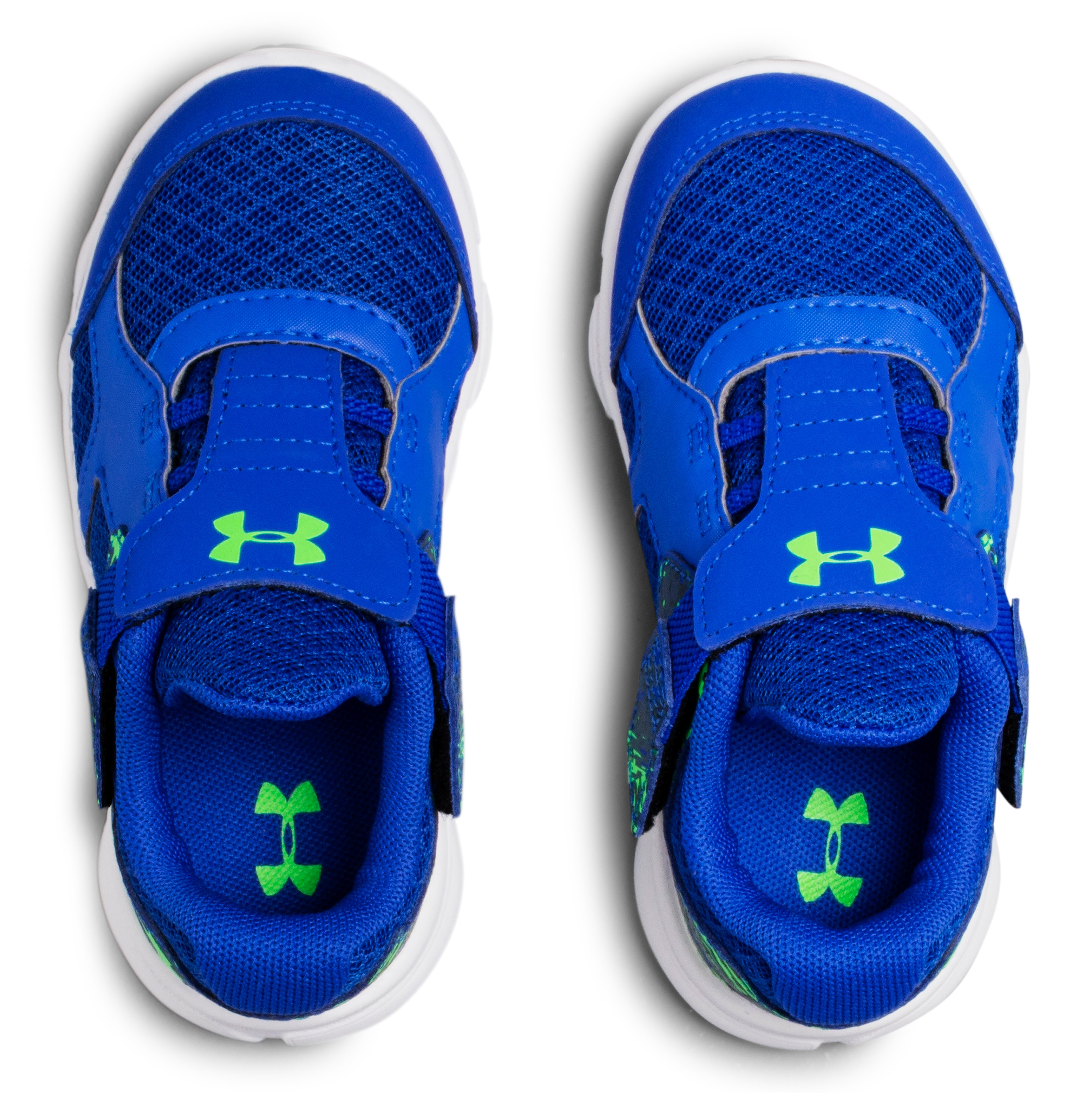 Boys' Infant UA Thrill Running Shoes, Royal,