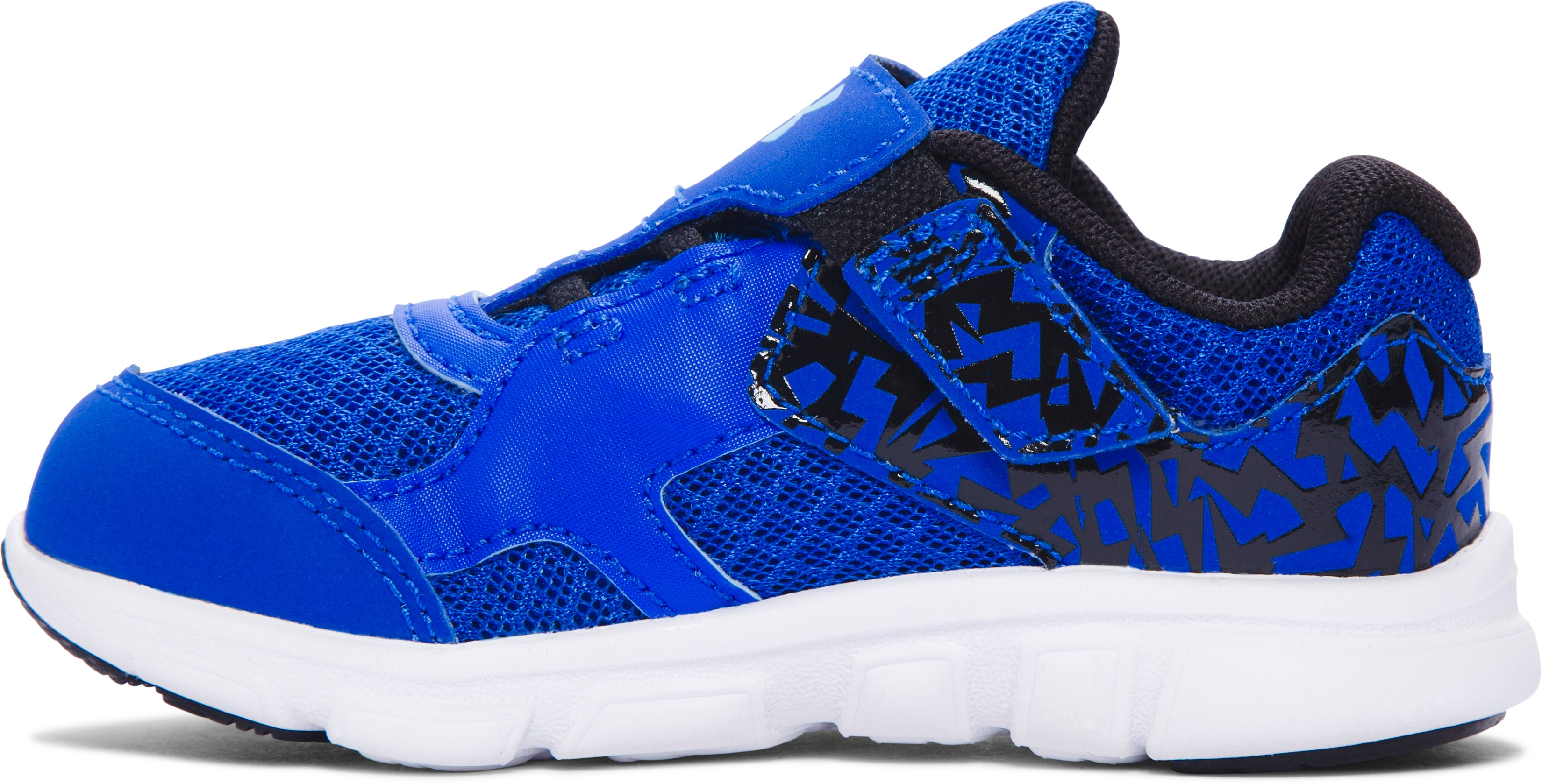 Boys' Infant UA Thrill Running Shoes, ULTRA BLUE,