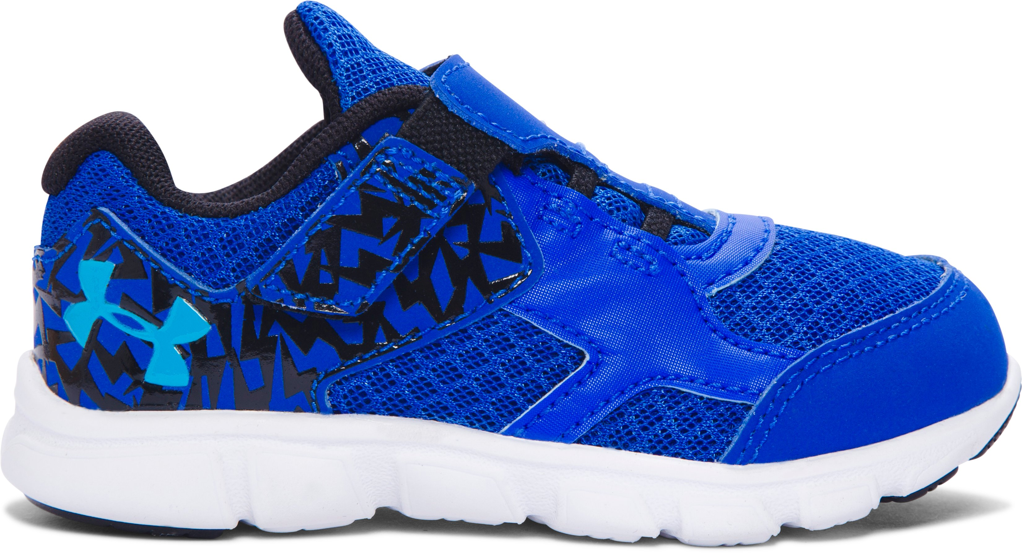 Boys' Infant UA Thrill Running Shoes, ULTRA BLUE