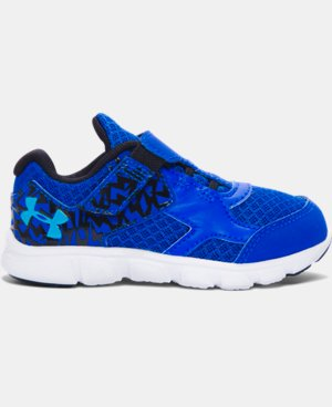 Boys' Infant UA Thrill Running Shoes  LIMITED TIME: FREE U.S. SHIPPING  $35.99
