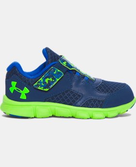 Boys' Infant UA Thrill Running Shoes  2 Colors $44.99