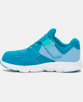 Girls' Infant UA Thrill AC Running Shoes  2 Colors $33.99