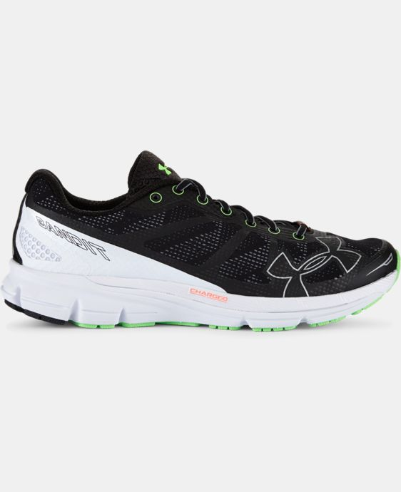 Men's UA Charged Bandit Running Shoes  4 Colors $56.24 to $59.99