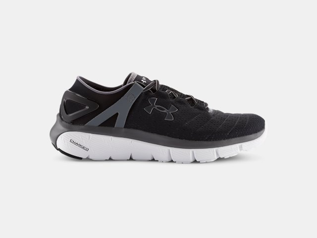 Under Armour Men's White Yellow Speedform Gemini Performance Running Shoes black High vis In 2016 In More Styles