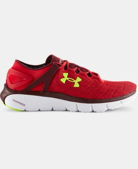 Men's UA SpeedForm® Fortis Running Shoes LIMITED TIME: FREE U.S. SHIPPING 1 Color $82.99