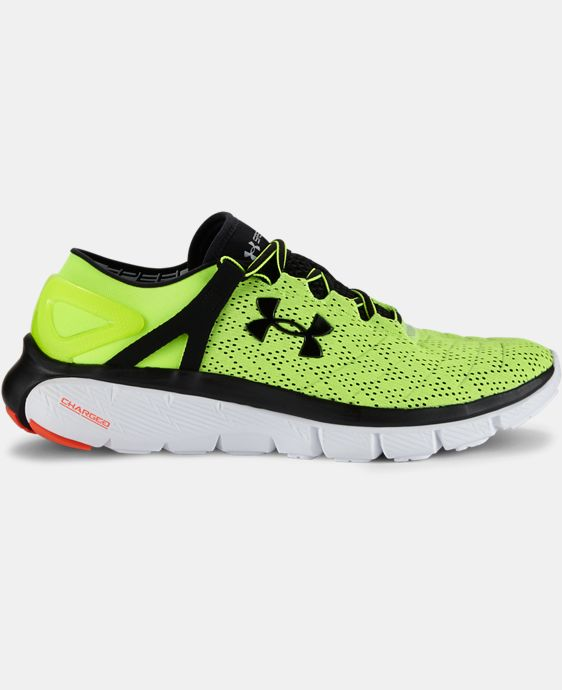 Men's UA SpeedForm® Fortis Running Shoes LIMITED TIME: FREE SHIPPING 1 Color $78.74 to $139.99