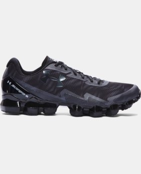 New Arrival Men's UA Scorpio 2 Running Shoes  1 Color $74.99