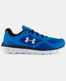 Men's UA Micro G® Velocity Running Shoes  1 Color $47.99 to $56.24