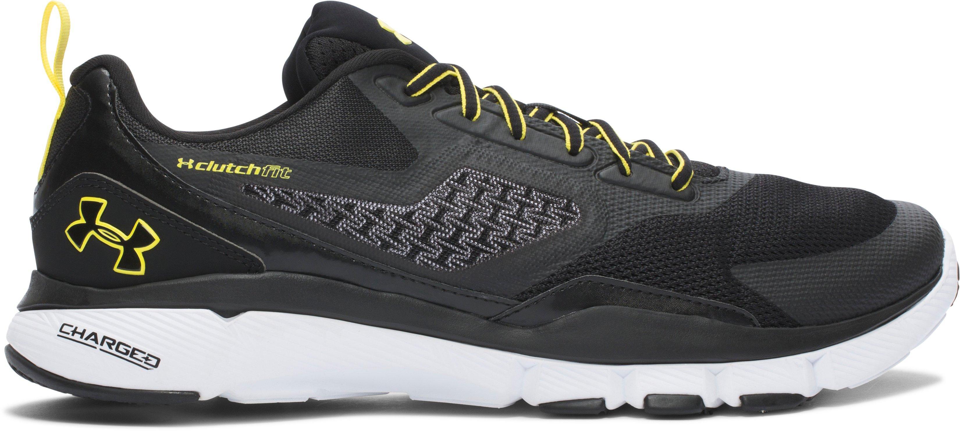 Men's UA Charged One Training Shoes, Black , undefined