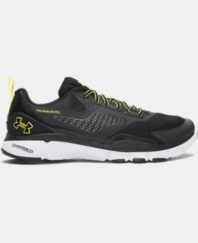 Men's UA Charged One Training Shoes LIMITED TIME OFFER + FREE U.S. SHIPPING 2 Colors $67.49