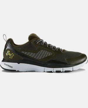 Men's UA Charged One Training Shoes LIMITED TIME: FREE SHIPPING 3 Colors $82.49 to $89.99