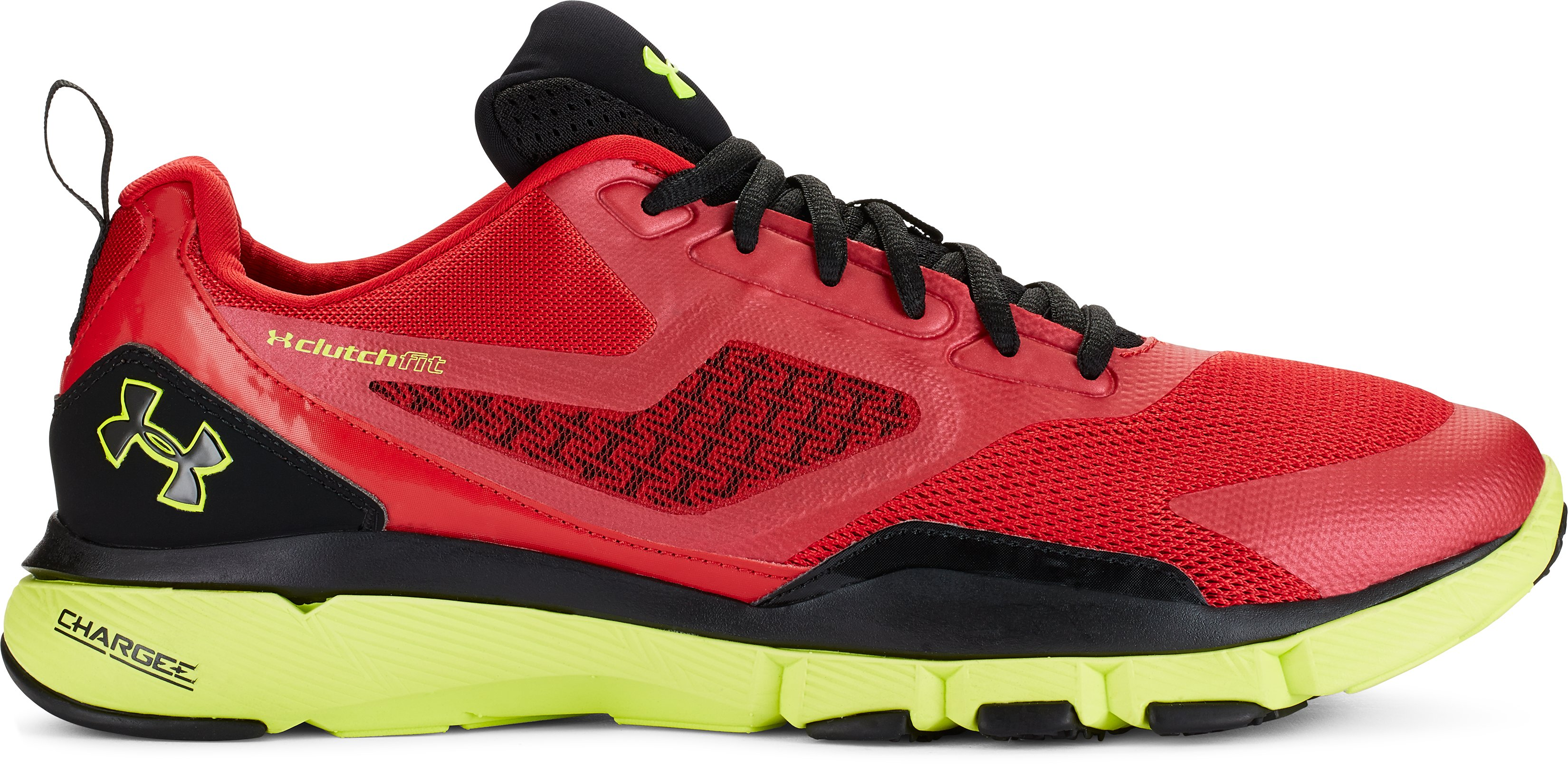 Men's UA Charged One Training Shoes, Red, zoomed image