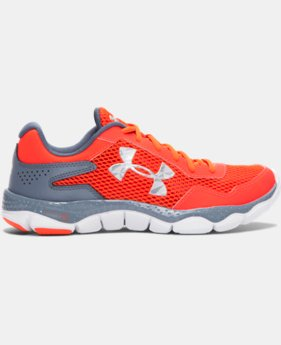 New to Outlet Boys' Grade School UA Engage II Running Shoes   $33.74