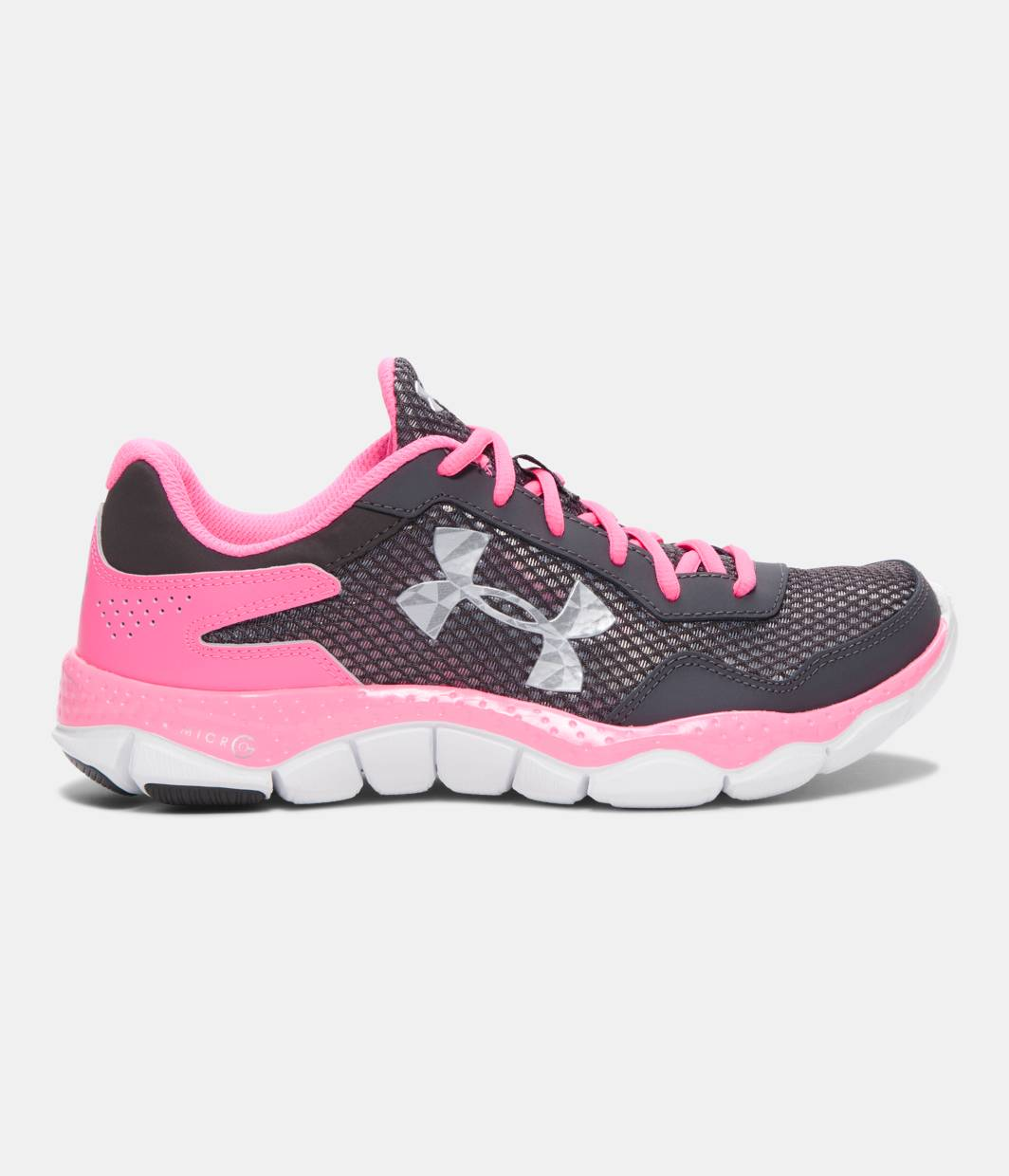 Under Armour Girls Running Shoes