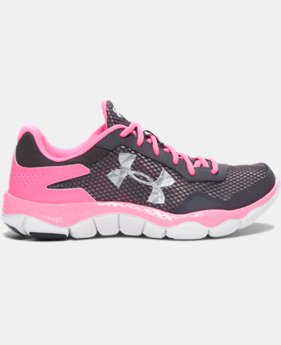 Girls' Grade School UA Engage II Running Shoes LIMITED TIME: FREE U.S. SHIPPING  $44.99