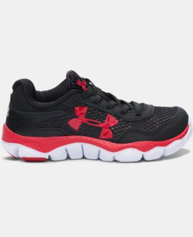 New to Outlet Boys' Pre-School UA Engage II BL Shoes  1 Color $28.49