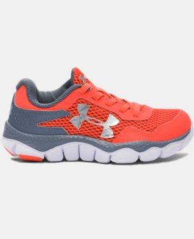 New to Outlet Boys' Pre-School UA Engage II BL Shoes  1 Color $28.49 to $37.99