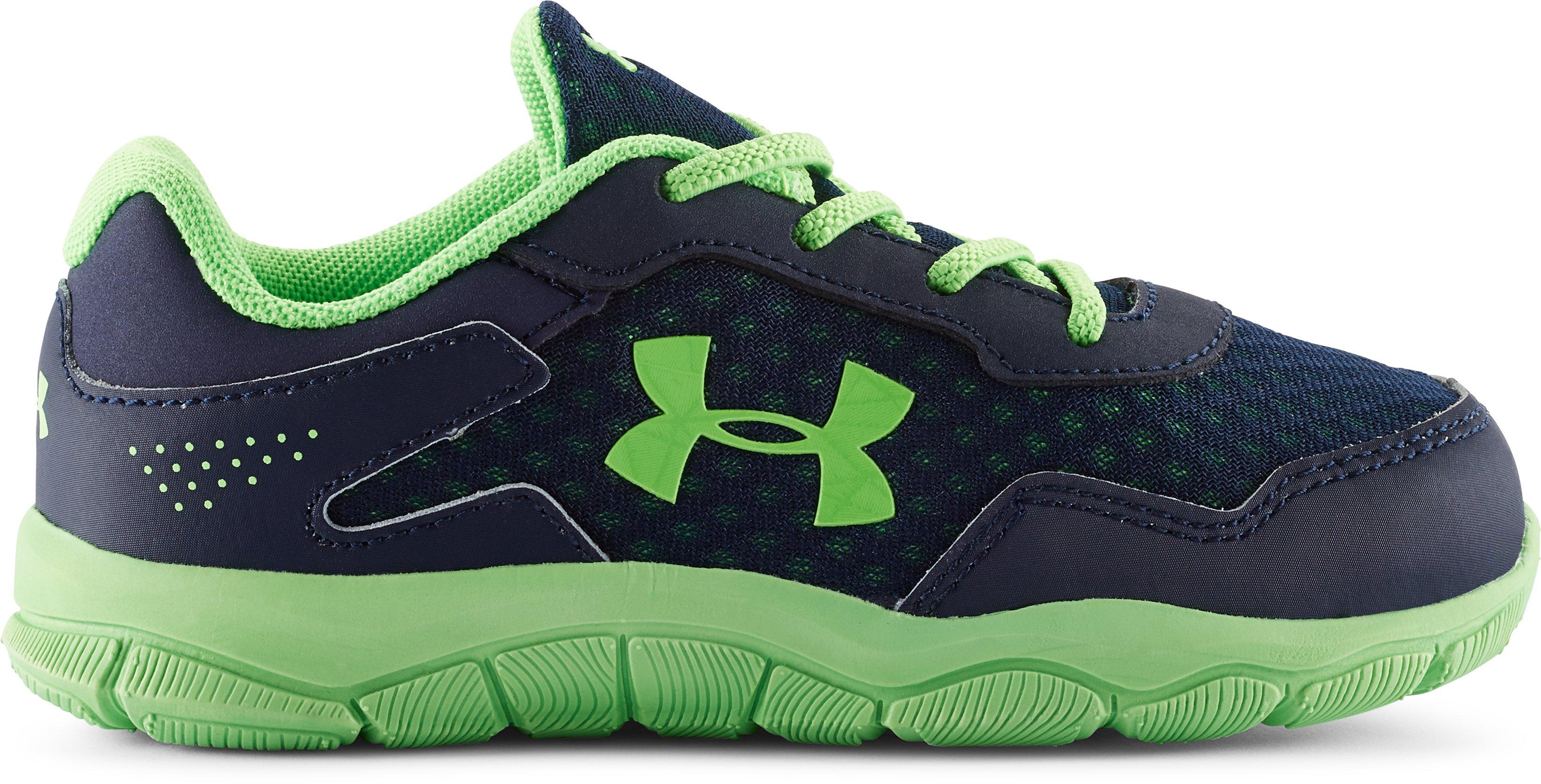 Boys Infant UA Engage II BL Shoes