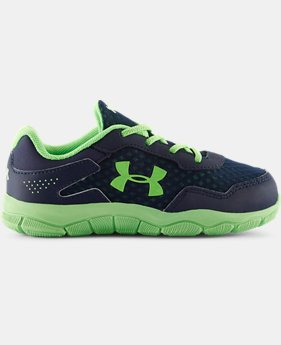 Boys' Infant UA Engage II BL Shoes  1 Color $32.99
