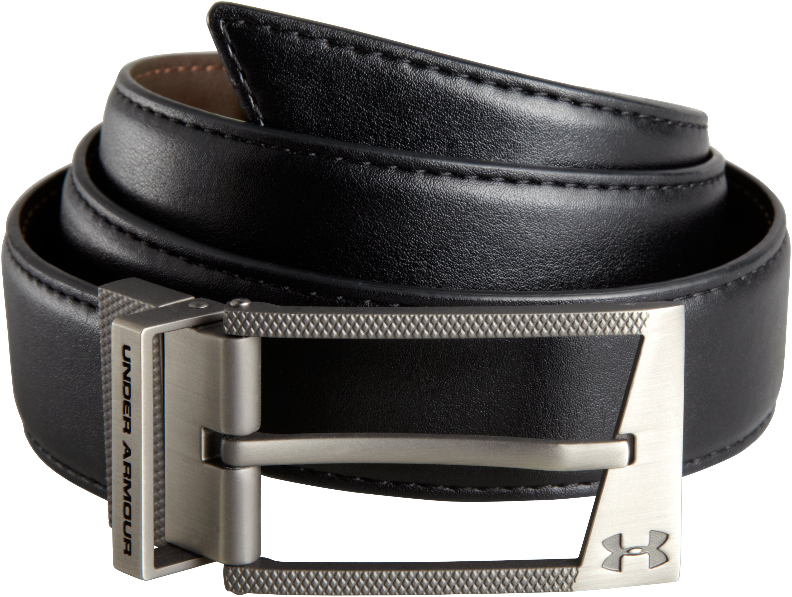 Men's UA Reversible Belt, Black