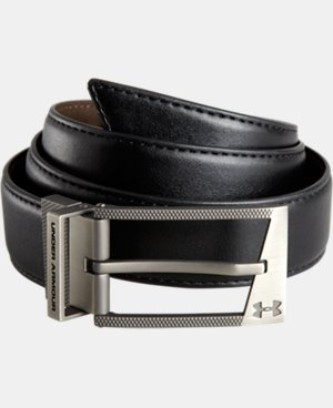 Men's UA Reversible Belt LIMITED TIME: FREE SHIPPING 2 Colors $39.99