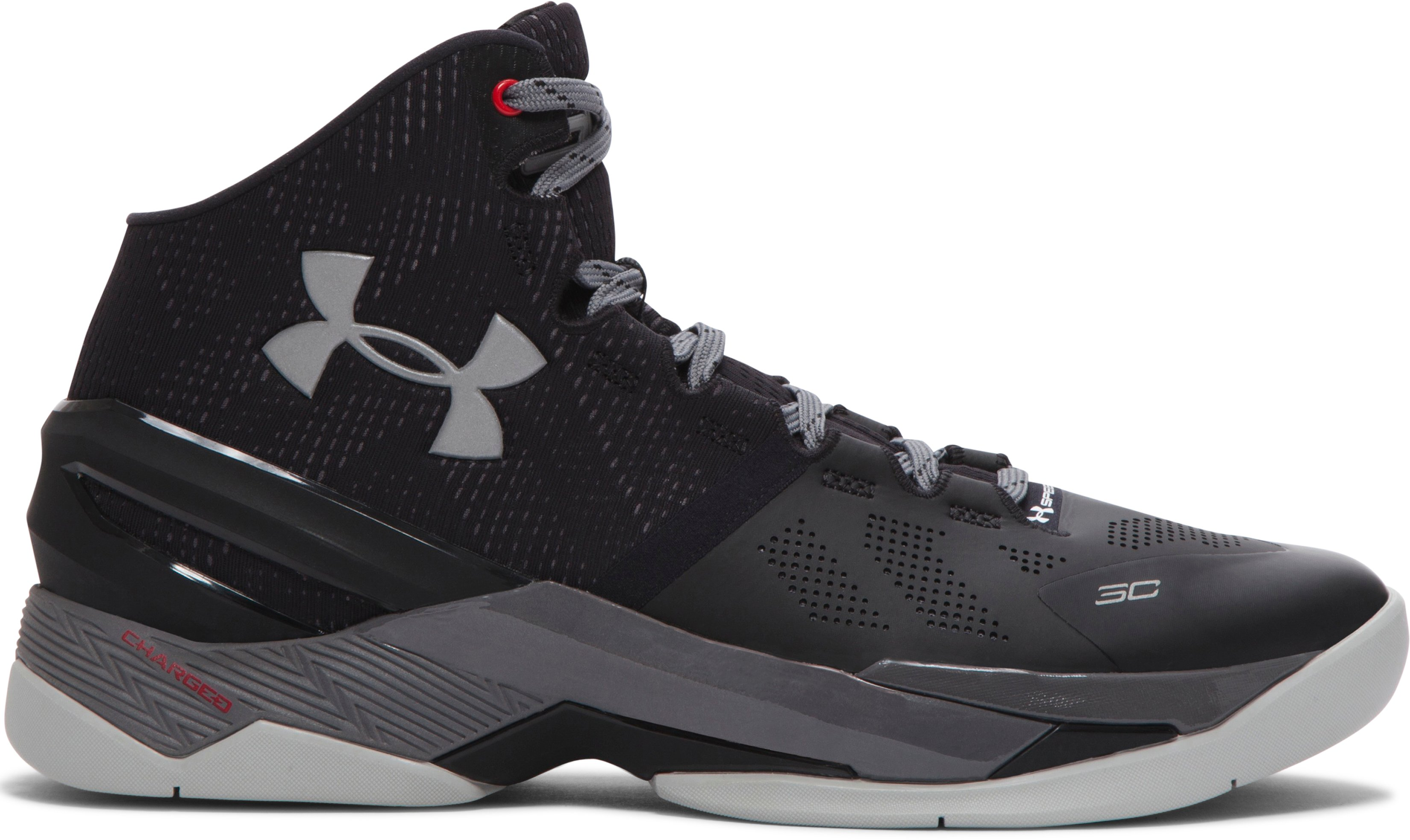 Men's UA Curry Two Basketball Shoes, PROFESSIONAL, undefined