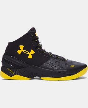 Men's UA Curry Two Basketball Shoes  1 Color $77.99 to $97.99