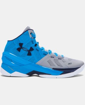 Best Seller Men's UA Curry Two Basketball Shoes  4 Colors $129.99