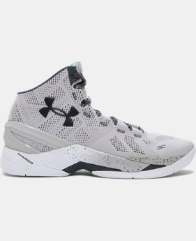 Men's UA Curry Two Basketball Shoes  3 Colors $77.99 to $96.99