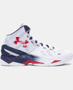 Best Seller Men's UA Curry Two Basketball Shoes LIMITED TIME: FREE U.S. SHIPPING 1 Color $129.99