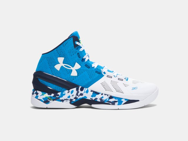 Junior's Athletic Basketball Sneaker Curry 2 Shiekh Shoes