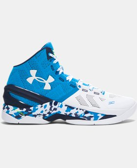 Men's UA Curry Two Basketball Shoes  2 Colors $96.99