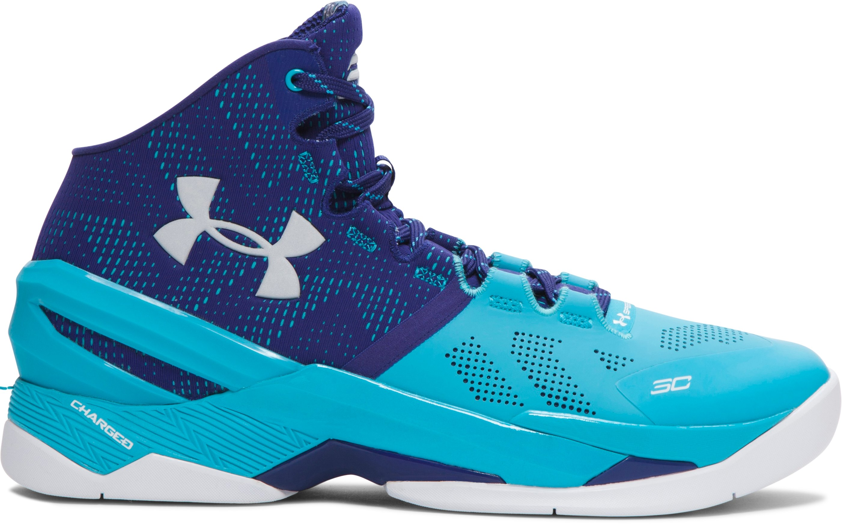 UA Curry Two – Chaussures de basketball pour homme, Father To Son, image agrandie