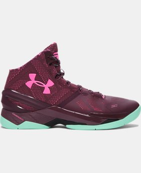 Men's UA Curry Two Basketball Shoes  1 Color $77.99 to $96.99