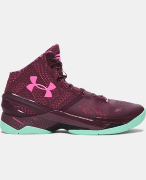 Men's UA Curry Two Basketball Shoes   $159.99