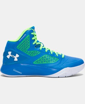 Boys' Grade School UA ClutchFit™ Drive II Basketball Shoes