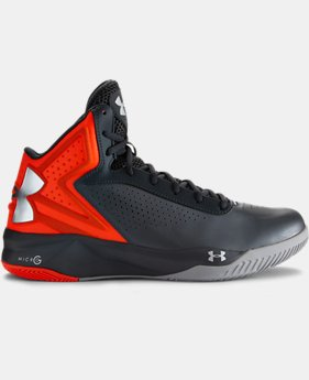 Men's UA Micro G® Torch Basketball Shoes  1 Color $71.99