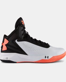 Men's UA Micro G® Torch Basketball Shoes   $71.99