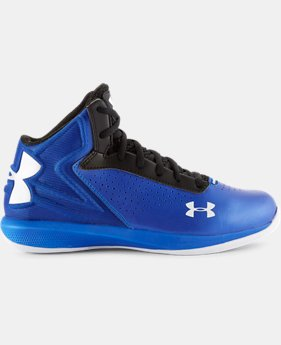 Kids' Grade School UA Torch Basketball Shoes
