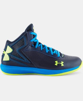 Grade School UA Torch   1 Color $52.99