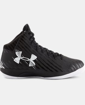 Men's UA Jet Basketball Shoes LIMITED TIME: FREE SHIPPING 1 Color $67.49 to $89.99
