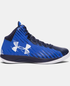 Men's UA Jet Basketball Shoes  1 Color $50.62 to $89.99