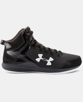 Men's UA Lockdown Basketball Shoes   $44.99