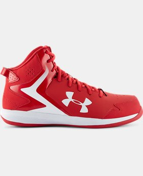 Men's UA Lockdown Basketball Shoes  1 Color $44.99