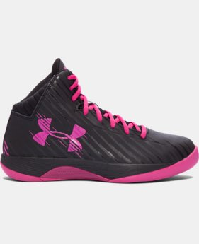Women's UA Jet Basketball Shoes  LIMITED TIME: FREE U.S. SHIPPING  $52.99